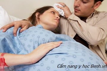 Khuyến cáo dự phòng băng huyết sau sinh
