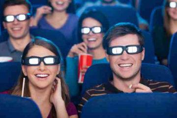 Trẻ em xem phim 3D có hại cho mắt không?