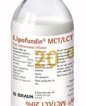 lipofundin dịch truyền