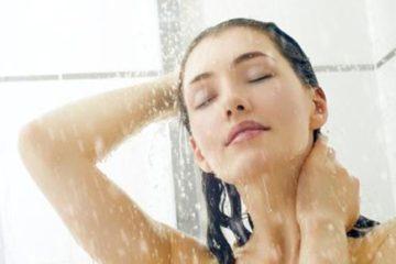 Lợi ích kỳ diệu khi tắm nước lạnh