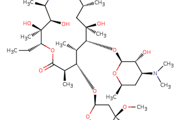 macrolid (azithromycin)