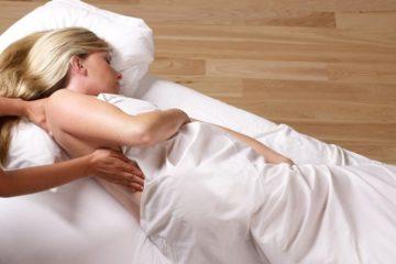Những cách làm giảm đau lưng khi mang thai