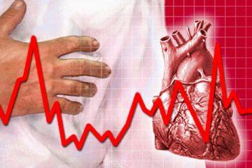 Mất ngủ dễ mắc bệnh suy tim