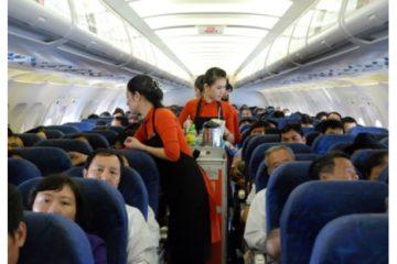 Những lưu ý khi đi máy bay đối với bệnh nhân tim mạch