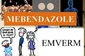 FDA cho phép thuốc giun dạng nhai Emverm (mebendazole) của công ty Impax được phép lưu hành