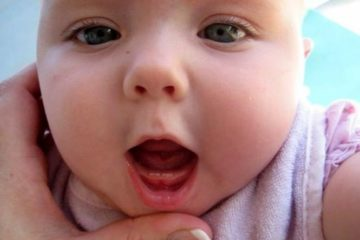 Lịch mọc răng sữa và cách chăm sóc răng cho trẻ