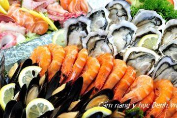 Món ăn từ hải sản tăng cường sinh lý cho nam giới