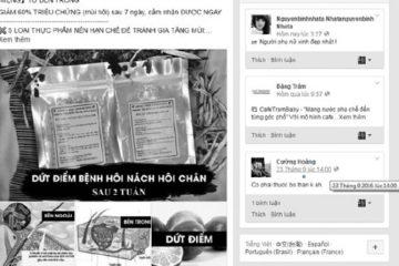 Mua thuốc gia truyền trên mạng: Tiền mất, tật mang
