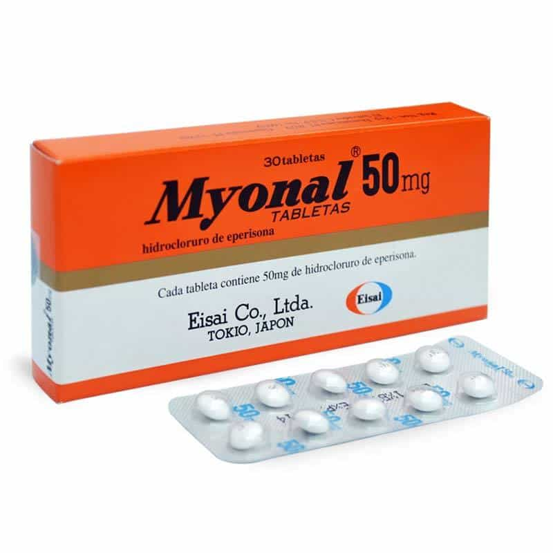 Thuốc Myonal