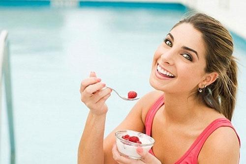 ăn sữa chua chữa dị ứng