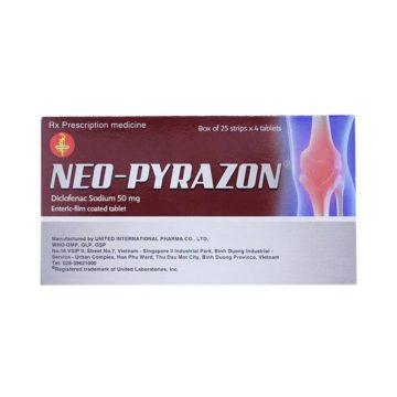neo-pyrazon thuốc