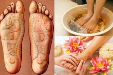 Phương pháp phòng tránh và chữa bệnh cước chân tay trong mùa đông