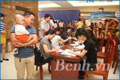 Sự kiện đặc biệt dành cho mẹ và bé đến từ bệnh viện Hùng Vương – Ngày hội chăm sóc sức khỏe mẹ và bé