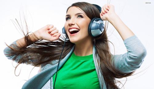 nghe nhạc giảm stress