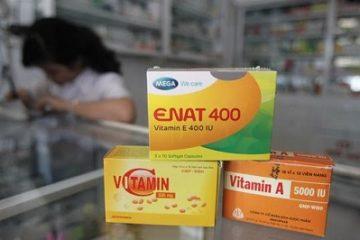 Ngộ độc vì dùng quá liều vitamin