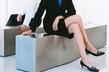 Các tư thế ngồi gây hại cho cơ thể