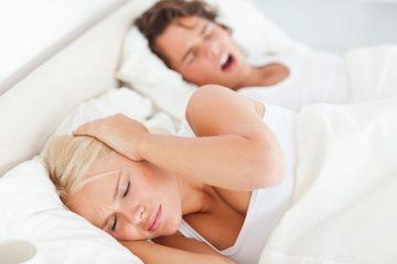 Cách trị chứng ngủ ngáy