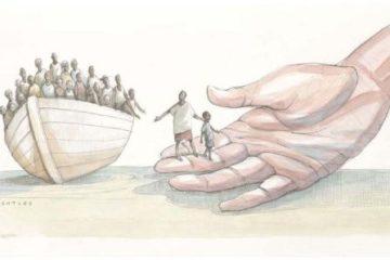Câu chuyện làm từ thiện khiến cộng đồng mạng phải suy ngẫm