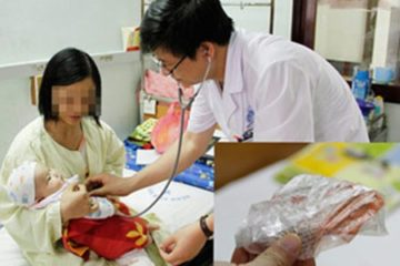 bé 8 tháng tuổi tử vong do ngộ độc chì từ thuốc cam