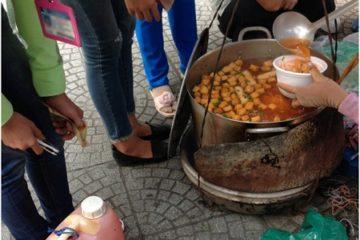 Nguy cơ nhiễm bệnh cao từ bữa ăn trưa giá rẻ của sinh viên