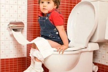 Nguyên nhân, cách trị bệnh táo bón ở trẻ