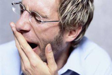 Ngáp quá nhiều cũng nguy hiểm?
