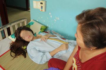 Nhiều người lớn nhập viện điều trị bệnh sởi