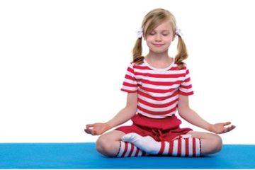 Những lợi ích của yoga với trẻ nhỏ
