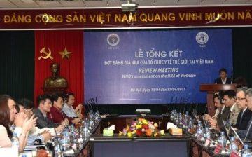 WTO trao chứng nhận đạt chuẩn về quản lý vắc xin cho Việt Nam