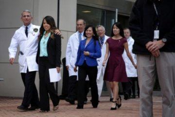 Nữ y tá gốc Việt đã hoàn toàn khỏi bệnh Ebola