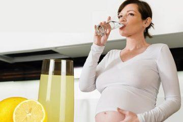 Nước đun sôi kỹ có tốt cho thai phụ không?