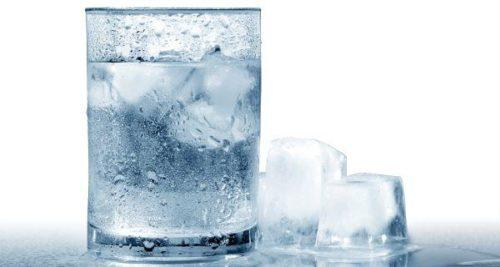 nước lạnh