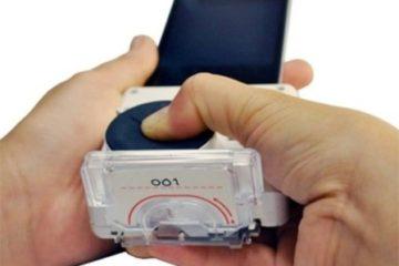 Độc đáo: Phát hiện bệnh HIV, giang mai bằng smartphone trong 15 phút