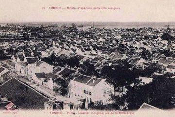 Nét đẹp phố phường Hà Nội xưa (Phần 1)