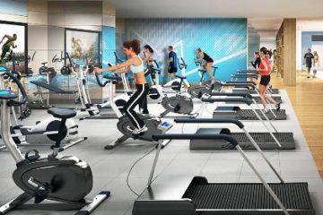Bạn có biết không khí trong phòng gym bẩn đến mức nào?