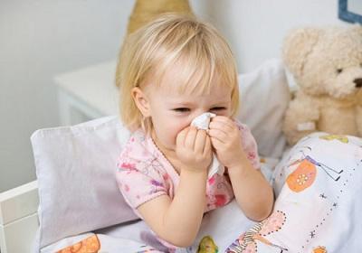 trẻ dễ bị bệnh hô hấp
