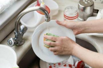 5 cách rửa bát sai lầm gây nguy hại cho sức khỏe