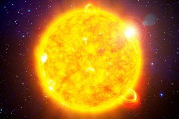Nhiệt độ trên bề mặt của mặt trời là bao nhiêu?