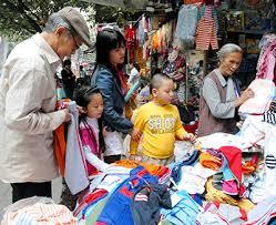 Quần áo trẻ em Trung Quốc gây độc với cơ thể