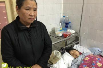 Ba nỗi đau dồn dập lên vai bà cụ gần 70 tuổi