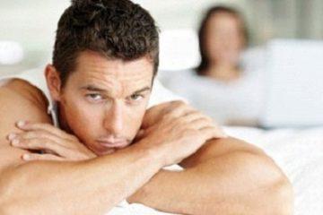 Điều trị bằng thuốc giảm đau kéo dài gây rối loạn cương dương