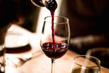 Rượu vang món quà cho sức khỏe