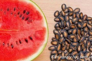 Sai lầm tai hại khi ăn dưa hấu mà bỏ hạt