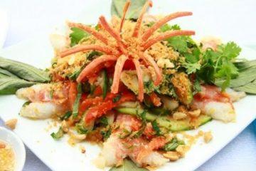 Cách làm món salad ổi thơm ngon bổ dưỡng