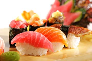 Món Sushi không phải là tuyệt đối an toàn