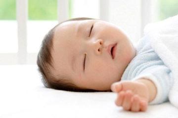 Hội chứng đột tử trẻ sơ sinh (SIDS)