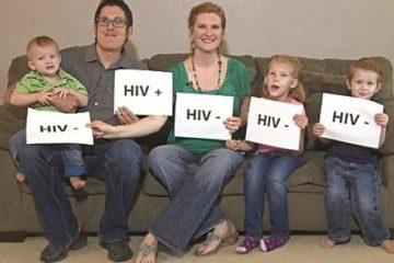 Sống chung với HIV suốt 34 năm cả gia đình vẫn 'bình an vô sự'