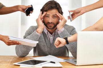 Stress gây biến đổi gene của 'tinh binh'