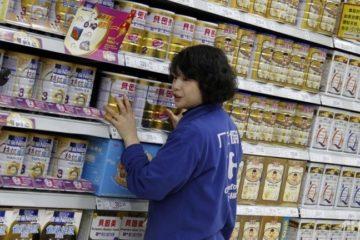 Sữa bột Trung Quốc có chất gây bệnh tim mạch