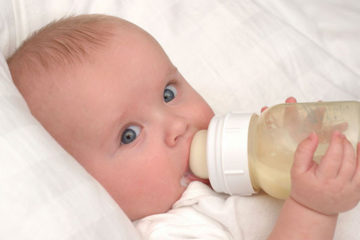 Sữa non công thức có thực sự tốt cho trẻ